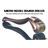 Micro Needle Derma Roller For Anti Aging , Acne Scar Derma Roller Therapy Manufactures