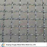 Intermediate Crimped Wire Mesh|SS304 Intercrimp Woven Mesh For Construction Manufactures