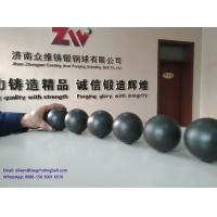 Cast iron and forged Grinding Steel balls Manufactures