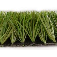 Trio color 18000Dtex Strong Synthetic Garden Artificial Grass for High Standard Football Field Manufactures