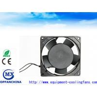 China Small 92mm Explosion Proof Industrial Exhaust Fan For Cooling And Ventilation on sale
