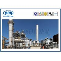 5T -130T Waste Heat HRSG Heat Recovery Steam Generator Water Tube Boiler Manufactures