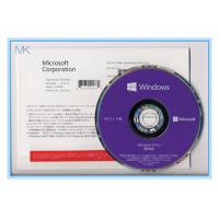 Microsoft Windows 10 Operating System Windows 10 Oem Dvd With COA Package Manufactures