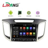 Built - In GPS Navigation System Hyundai Car DVD Player Mirror Link Support Manufactures