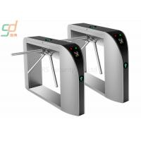 Quality Auto Bi Directional Waist Height Turnstiles/ Tripod Turnstile Gate For Visitor Magement for sale