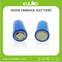 China Wholesale environmentally friend Long life cycle 3.7 V Rechargeable IRM Li-on 18650 battery on sale
