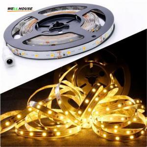 5m 36W LED strips lamp light 6000LM DC 12V 60pcs SMD 2835 LEDs chips CE RoHS certification for hallway bedroom Manufactures