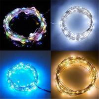 Best Promotion 10m 100 LED USB Operated Copper Wire Flexible String Fairy Light christmas Wedding Holiday Party Decor La Manufactures