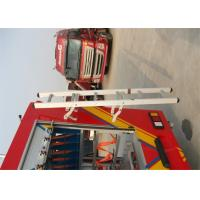 Fire Truck Rear Ladder Special Vehicles Alumina Alloy Width 320mm* Height 1600mm Manufactures
