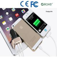 multi-purpose dual usb car charger factory price Manufactures