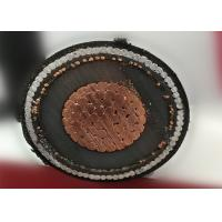 China OEM STA / SWA Armored Medium Voltage Power Cable / Single Core Armoured Cable on sale