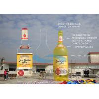 Attractive Beer Giant Advertising Inflatable Bottles 4M Height Manufactures