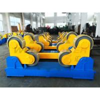 CE Approved Self Aligning Rotator For Pipe Welding 10 Ton - 200 Ton Driver Shneider Manufactures