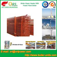 Convection Superheater Coils Steam Super Heater In Boiler Anti Corrosion Manufactures