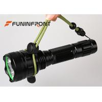 10W Powerful Bike Light Outdoor Tactical Flashlights, 5 Gears Cree LED Torch Manufactures