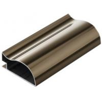 Anodized Structural 6061 aluminium extrusion profiles , Industrial Aluminum Profile Manufactures