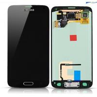 Samsung galaxy S5 i9600 LCD Touch Screen with Digitizer frame Assembly Manufactures