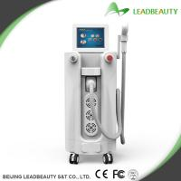 China Newly upgraded painless diode laser hair removal machine price on sale