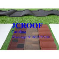 Al-zn sheet  terracotta 0.4Corrugated Metal Roofing Sheets for house roofing Manufactures