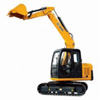 XE80 Excavator 60kw Earthmoving Machinery With Efficient Low Consumption Manufactures