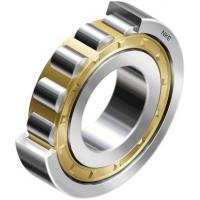 100Cr6 Long Life Cylindrical Roller Chrome Steel Bearing NU , Bore Size 20 mm Manufactures