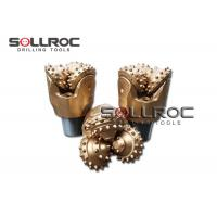 9 Inch Tricone Bit Mining Dth Tools IADC435 / 535 / 545 / 615 / 635 / 725 / 845 Manufactures