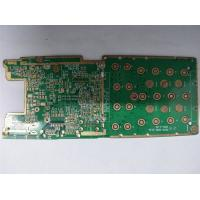 Black White Silkscreen Multilayer PCB Board 1.6mm Thickness 2oz Copper Manufactures