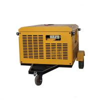 1460 Rpm Portable Hydraulic Power Unit 200m Wireless Control Distance 315 Bar Operating Pressure Manufactures