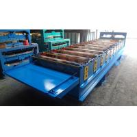 Quality 3kw High Speed Roof Panel Roll Forming Machine Using Galvanized Steel Coil for sale