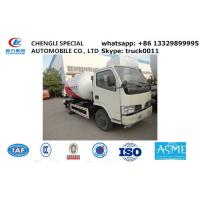 factory sale CLW brand 5500L propane gas dispensing truck for refillin home gas cylinders, CLW brand mini lpg gas tank Manufactures