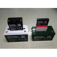 High Power M8 12v 100ah Lead Acid Battery 6FM100H 330*171*214 mm Manufactures