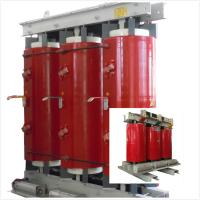 Low Noise Dry Type Cast Resin Transformer Three Phase 6.6 KV - 2500kVA Manufactures