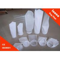 Buy cheap SS304 SS316 Single Bag Filter Housings / Liquid Pocket Filter High Performance from wholesalers