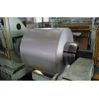 Regular Spangle Hot Dipped Galvanized Steel Coils 914 - 1250mm Width Manufactures
