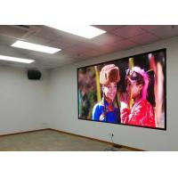 Superior Picture  Large LED Screen  P2.5 Indoor Seamless With Advanced Color Calibration Manufactures