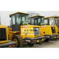 Narrow Working Area Construction Machinery , 4 Wheel Heavy Equipment Excavator Manufactures
