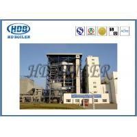 Quality Circulating Fluidized Bed Steam / Hot Water Boiler High Pressure For Power for sale