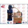 Metal Copper Aluminum Sawdust Briquetting Press Chips Briquetter Making Machine 18.5kW Manufactures