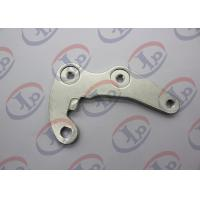 Custom Metal Fabrication Services , Zinc Plated Stamping Metal Parts For Motorcycle Manufactures
