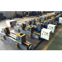 Conventional Tank Turning Rolls Motorized Lead Screw Adjust Self Centering Manufactures