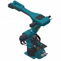 DC24V 5A Robotic Assembly Arm  Mechanical Arm Kit With Teaching Operation Mode Manufactures