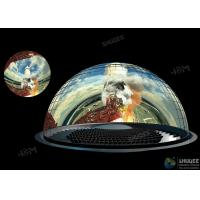 Customized Dome Movie Theater With 360° Screens Aluminum Alloy Structure Manufactures