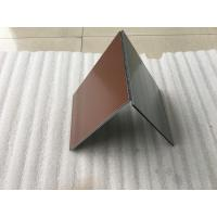 Quality Various Colors Aluminium Wall Cladding Panels With High Impact Resistance for sale