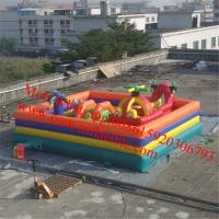 cheap inflatable obstacle course Manufactures