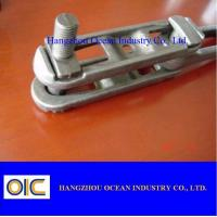 drop forged chain and trolley Conveyor parts conveyor scraper chain Manufactures