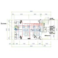 Professional 3D Theatre / 4D cinema system project design with luxury design and different model Manufactures