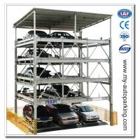 Buy cheap 2-9 Levels Multi-levels Puzzle Car Parking System/Automated Parking Systems from wholesalers