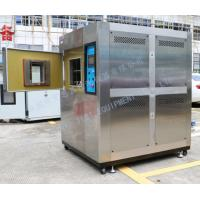 IEC60068-2-78 Laboratory Equipment Thermal Shock Test Chamber Easy To Operate Manufactures