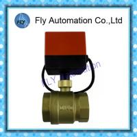 DN40 Synchronous generator Water Solenoid Valves BV2011S water pressure valves Manufactures