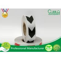"""2"""" X 150' Reflective Safety PE Warning Tape / Conspicuity Tape For Indoor Sticker Manufactures"""